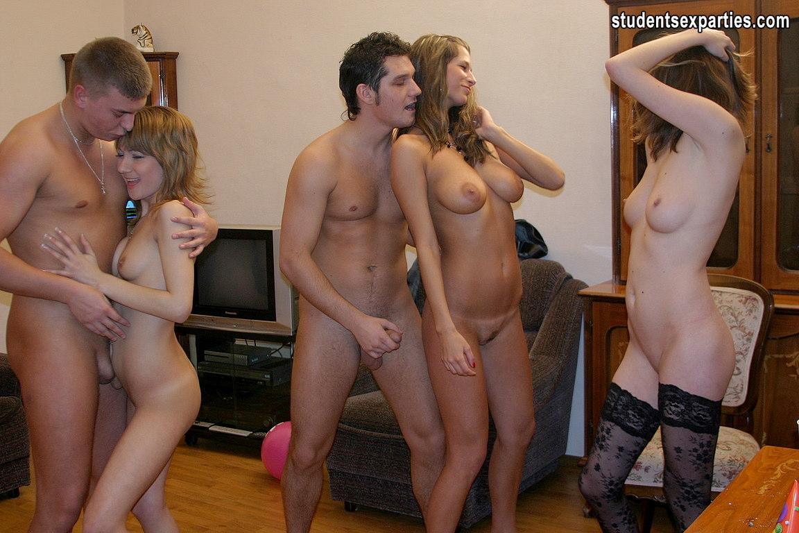 Секс русских студентов оргия 20 фотография