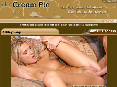 Adult Creampie is hardcore site that stars amateurs and pornstar girls ...