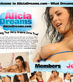 Alicia Dreams Adult Review