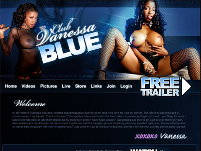 Vanessa Blue Streams 83