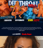 Deep Throat Frenzy Adult Review
