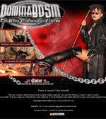 Domina BDSM