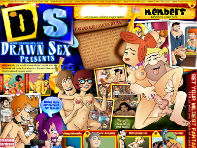Drawn Sex is a huge anime porn clearinghouse of nearly every cartoon and ...