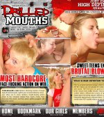 Drilled Mouths Adult Review