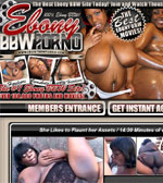 Ebony BBW Porno Adult Review