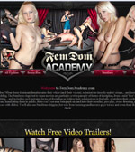 Femdom Academy Adult Review