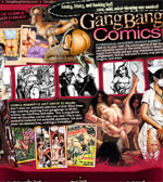Gang Bang Comics