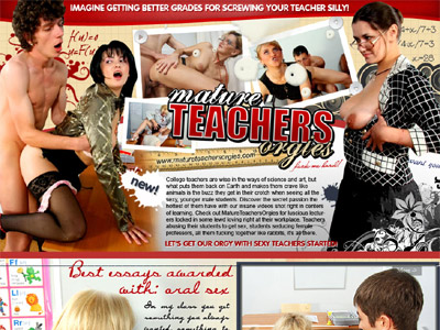 Matures Teacher Orgies