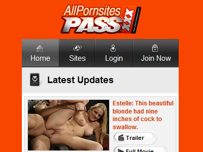 Mobile All Porn Sites Pass Review And Mobileallpornsitespass Site Info