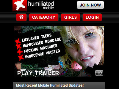mobile humiliated 400 300 Category: Dating Site reviewed: Feb 12, 2010