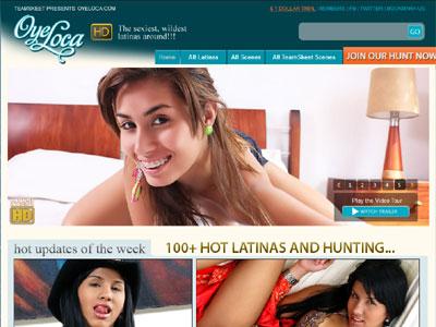 Latina porn reviews featuring best Latina sex sites and Latina movi