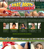 Phat Booty Cheerleaders Adult Review