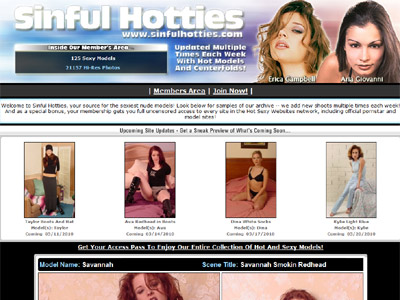 Sinful Hotties