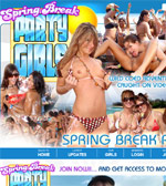 Spring Break Party Girls