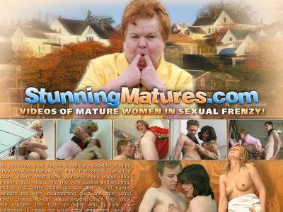 Stunning Matures