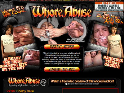 Whore Abuse