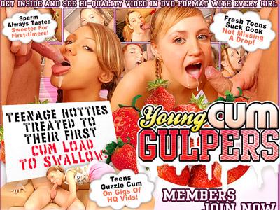 Young Cum Gulpers