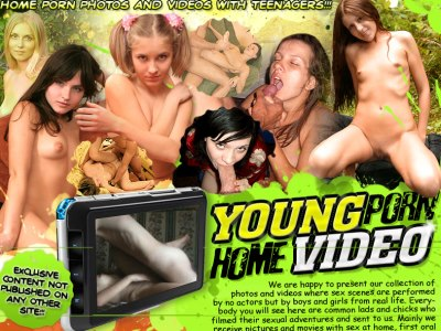 So expect plenty of real amateur content here, guys. Enter Young Porn Home ...