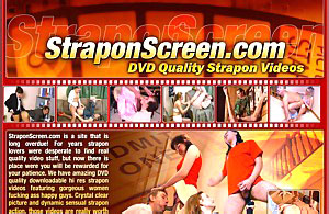 Strap-on Screen
