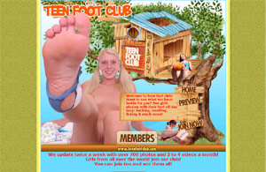 Teen Foot Club